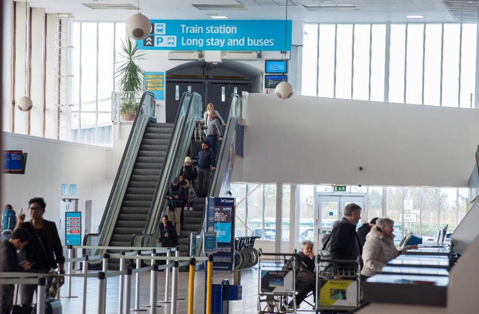Terminal Building - Train station