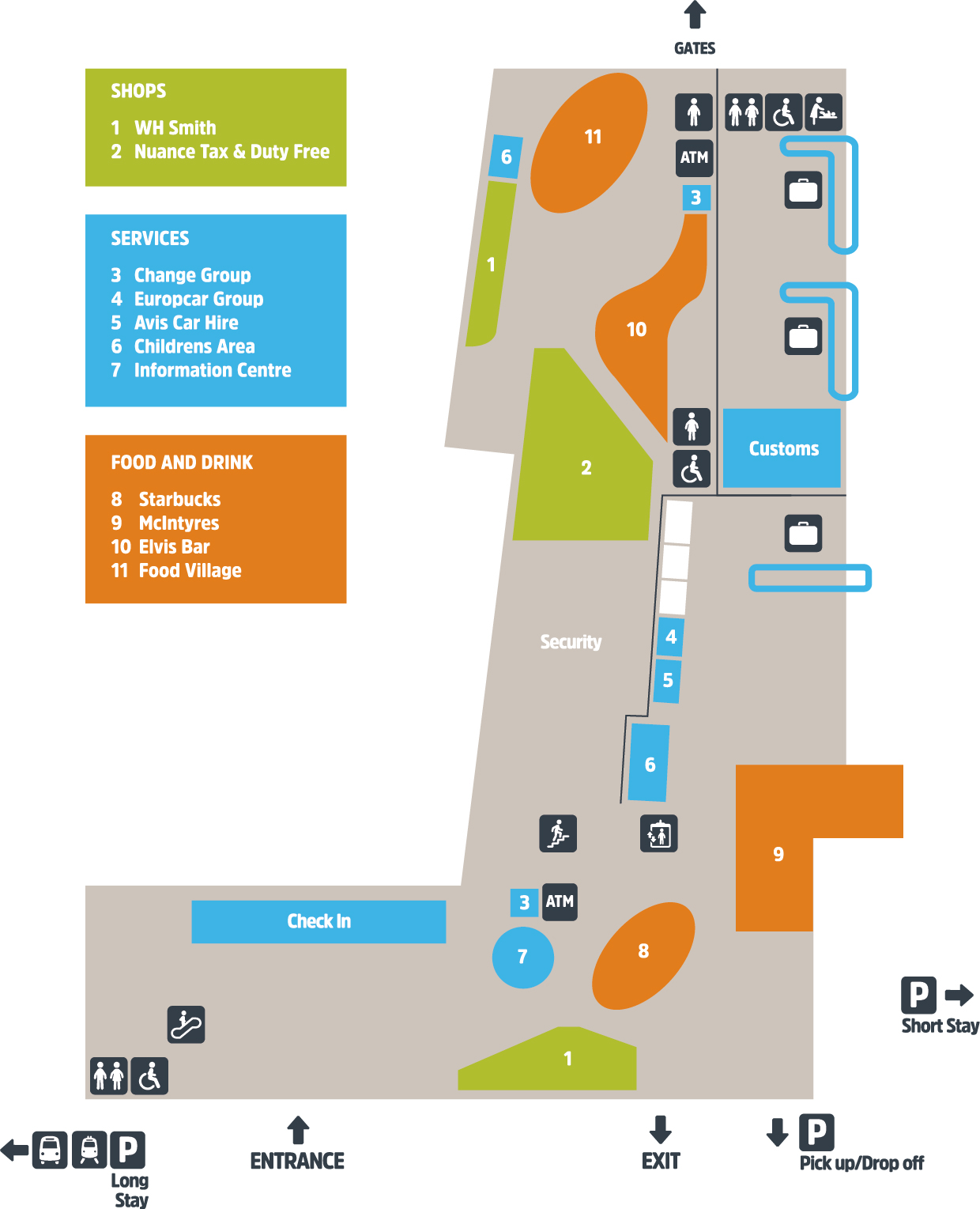 GPA airport map final