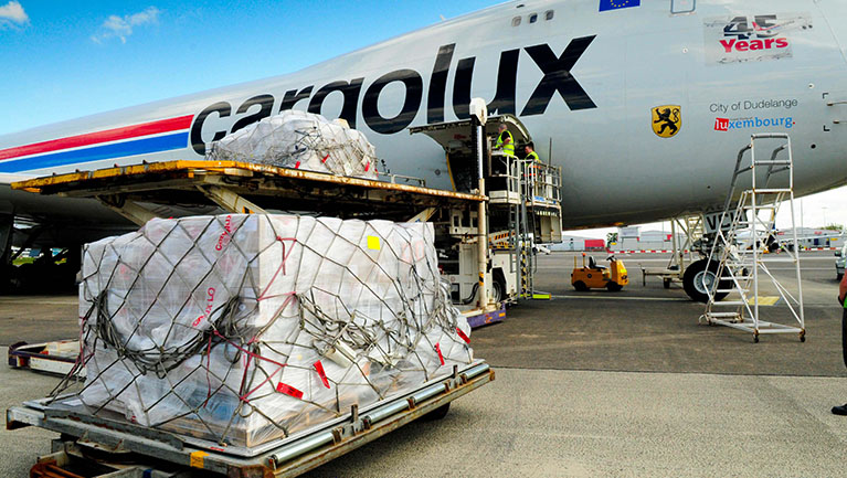 Cargo operations - Cargolux