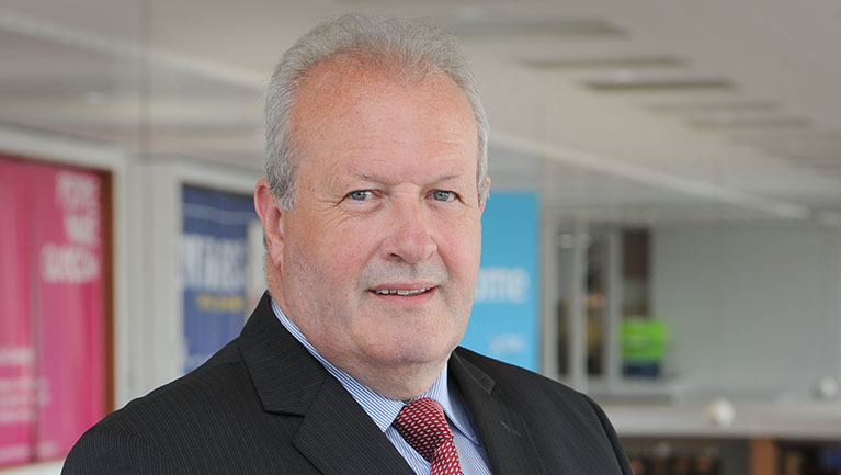 Glasgow Prestwick Airport Chief Executive Officer - Ron Smith