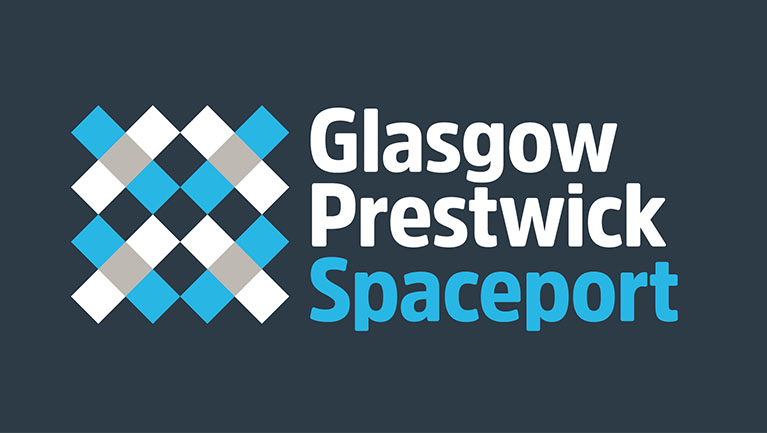 Glasgow Prestwick Spaceport logo