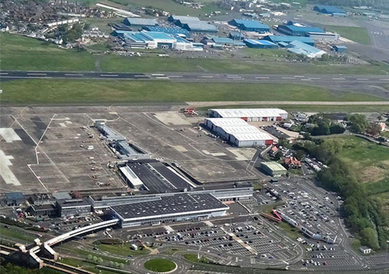 New lettings at Glasgow Prestwick Airport