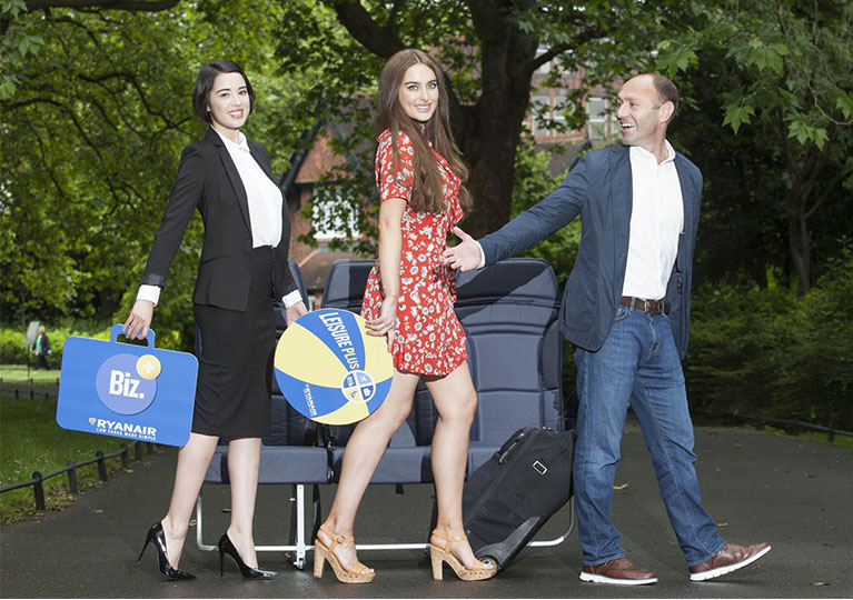 Ryanair offers even more value with new Leisure Plus class