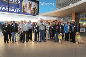 Prestwick Airport Disability Access Day.