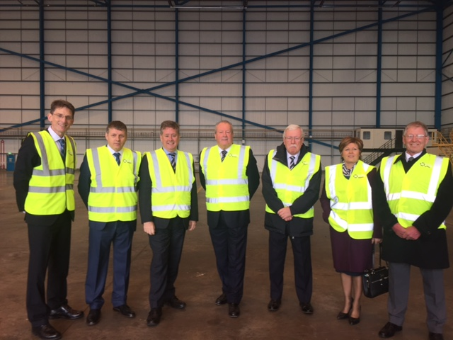 Chevron Aircraft Maintenance set up Centre of Excellence at Glasgow Prestwick Airport