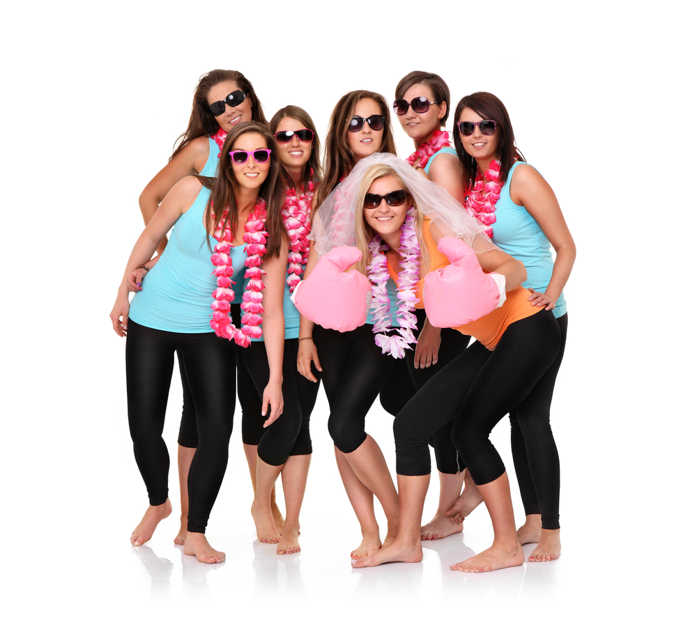 Top tips when travelling abroad for a hen or stag party!