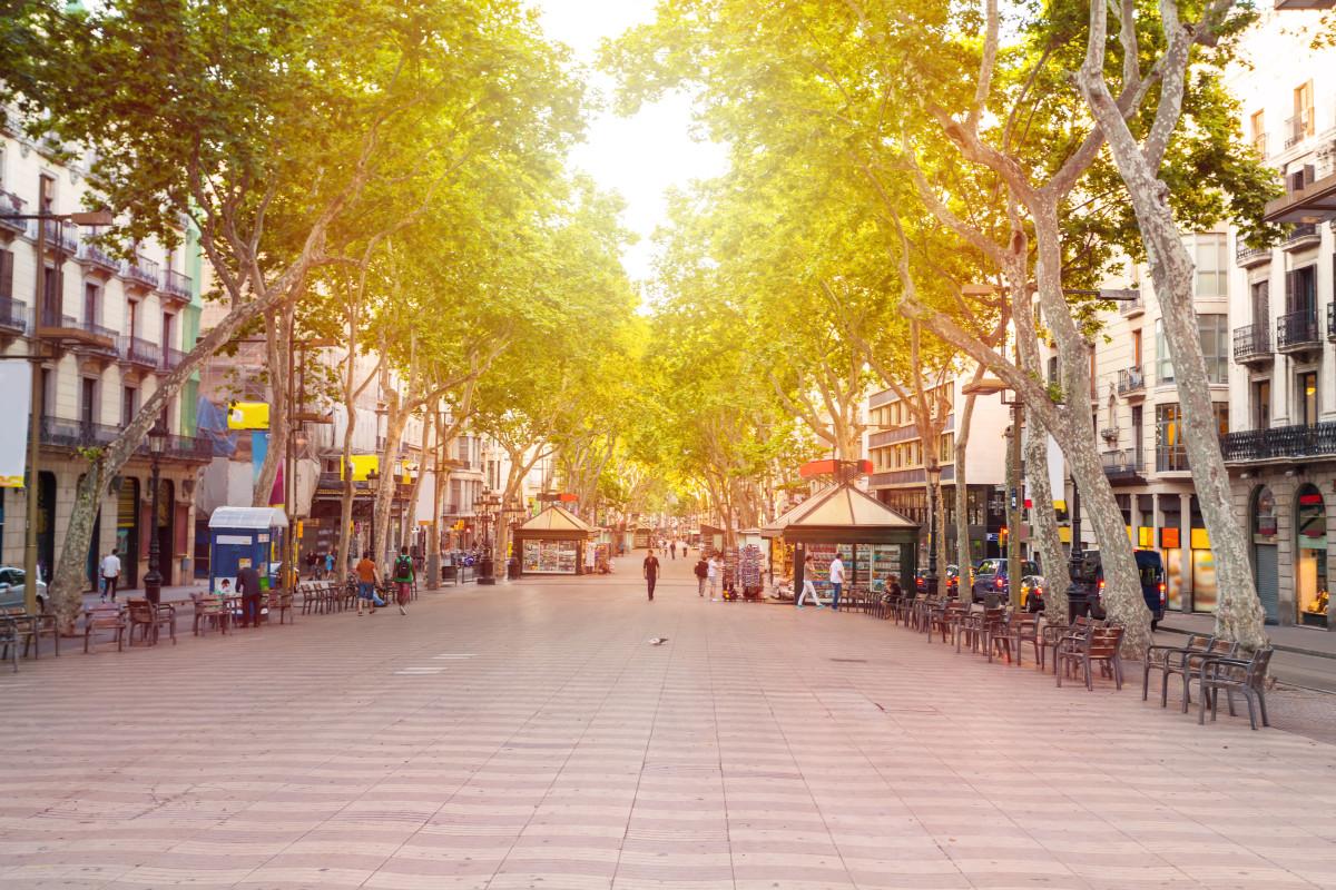 Barcelona – inspired by Ed Sheeran