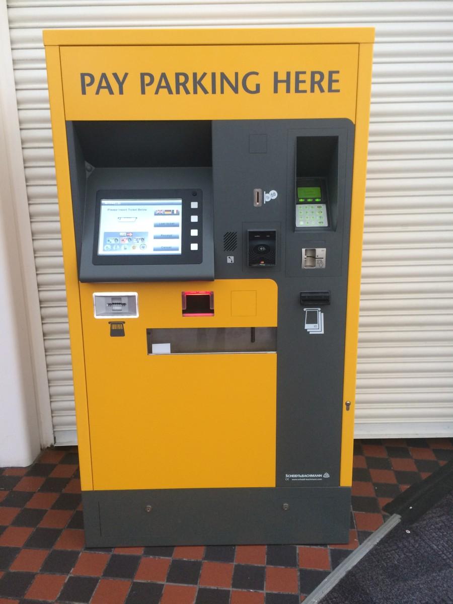 New car park system