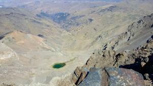 malaga mountain climbing