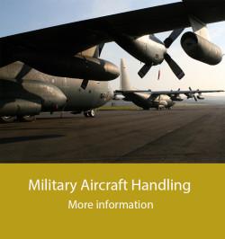 Military Aircraft Handling