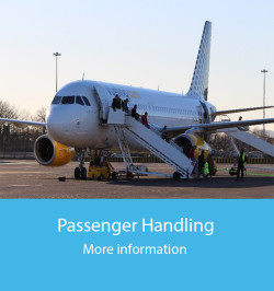 Passenger Handling website