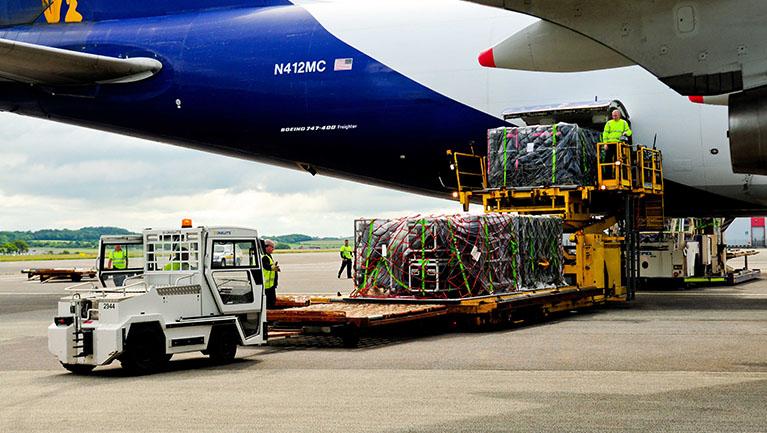 Cargo - unload