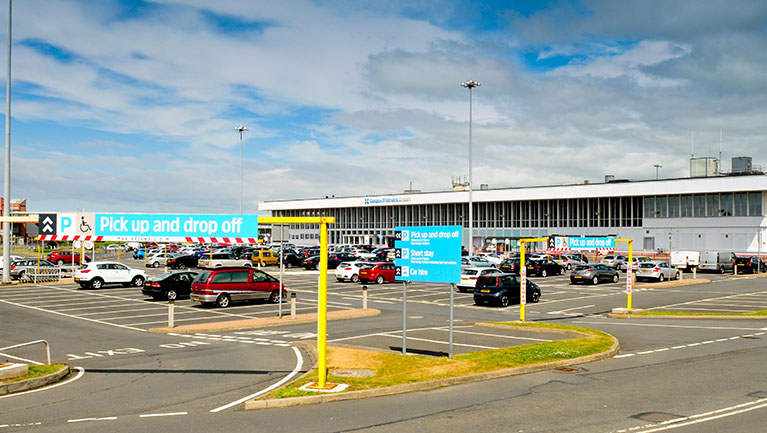 Glasgow Prestwick Airport car parking