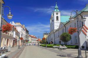 Rzeszow new route1