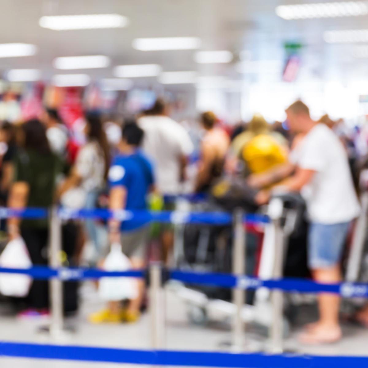 Tighter EU Border Control causes major airport delays