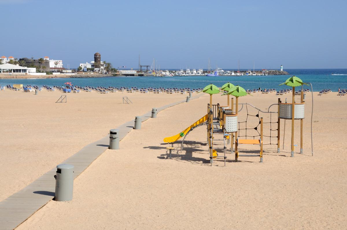 Fuerteventura, for a one-week winter break!