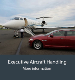 Executive Aircraft Handling