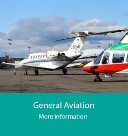 General Aviation - Website