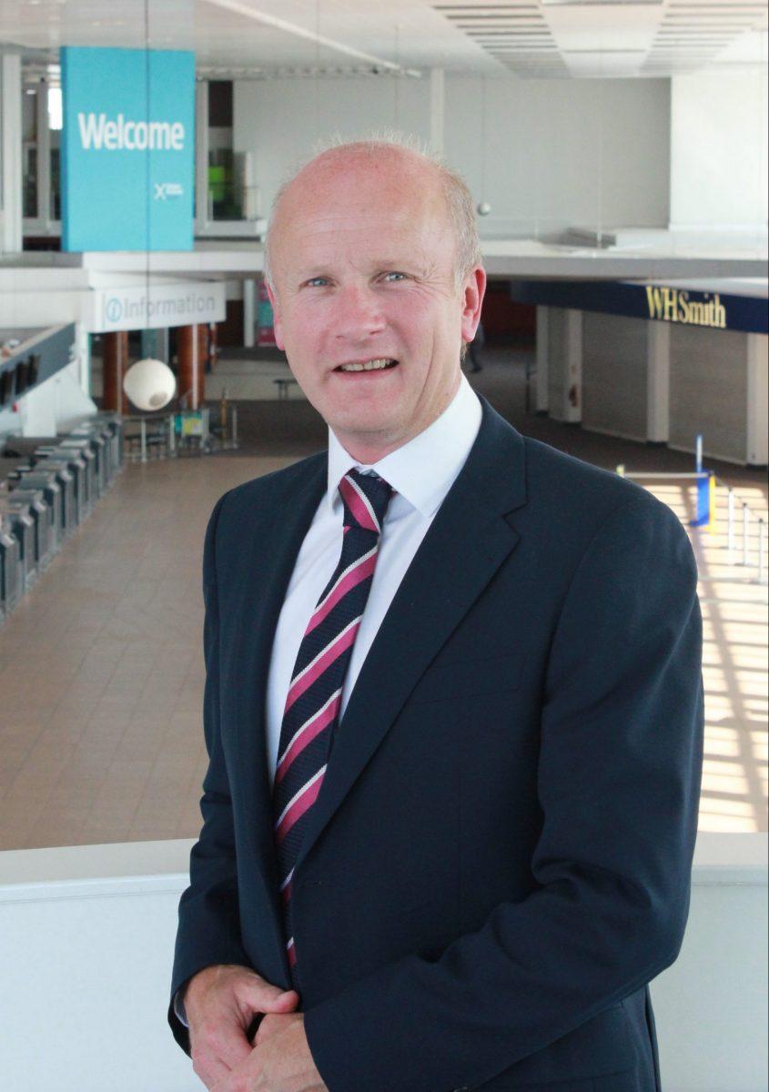 Ian Forgie – Chief Executive Officer